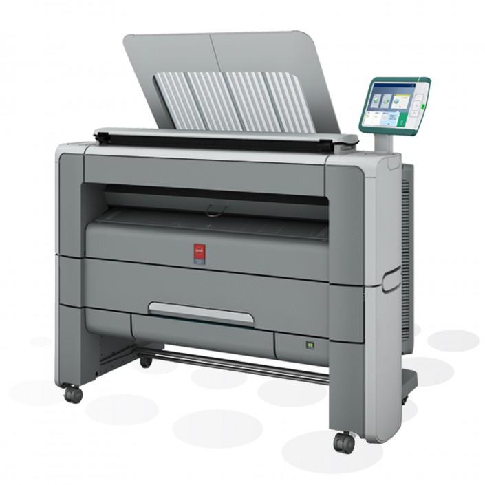 PlotWave 340/360 Printer mit Scanner