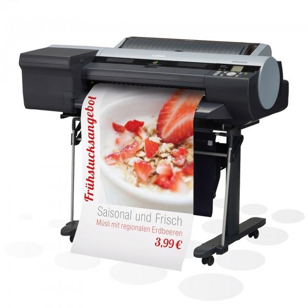"iPF6400S - 24"" Fine-Art und POS-Plakatdrucker"