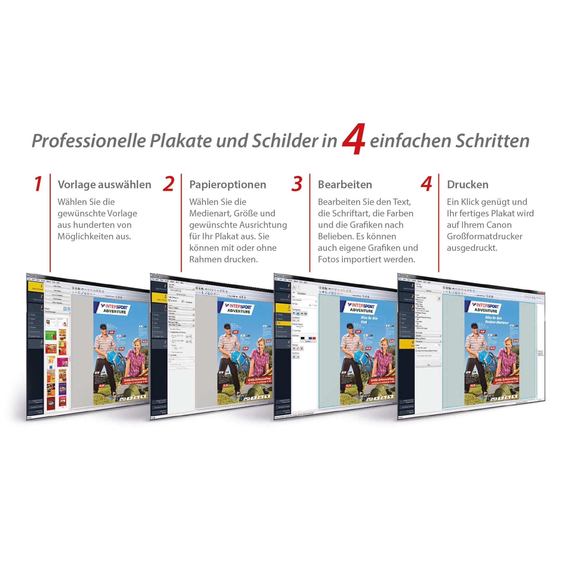 Fantastisch Vorlagen Für Poster Bilder - Entry Level Resume Vorlagen ...
