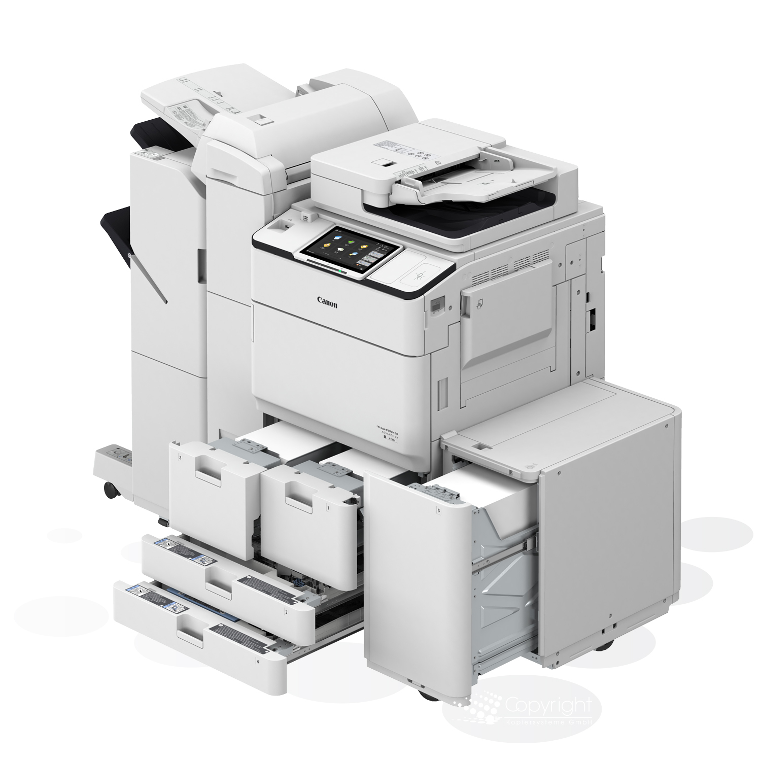 imageRUNNER ADVANCE DX 6700 Serie