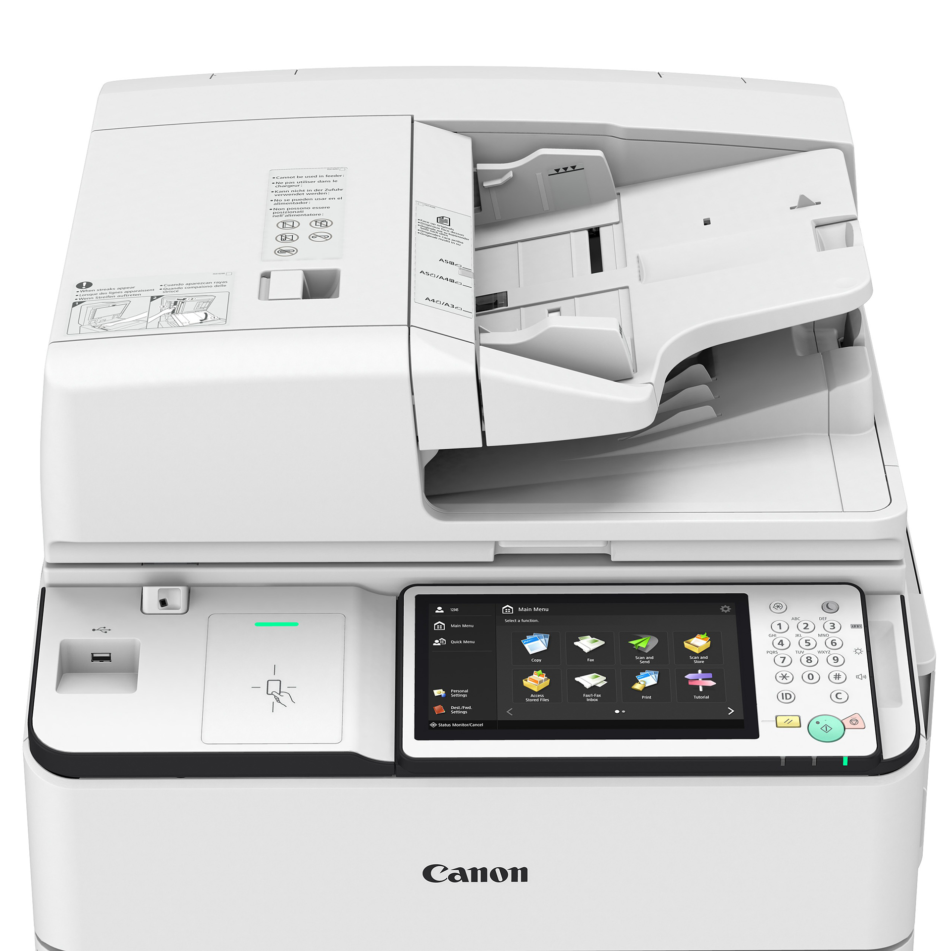 Canon iR ADVANCE 6500 Serie