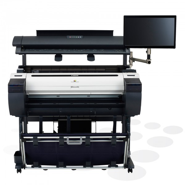 Canon imagePROGRAF iPF785 M40 MFP Frontansicht
