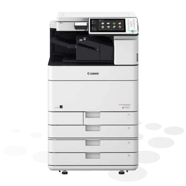 Canon imageRUNNER ADVANCE C5500 Serie Frontansicht