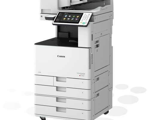 Canon imageRUNNER ADVANCE C3500 Serie Seitenansicht