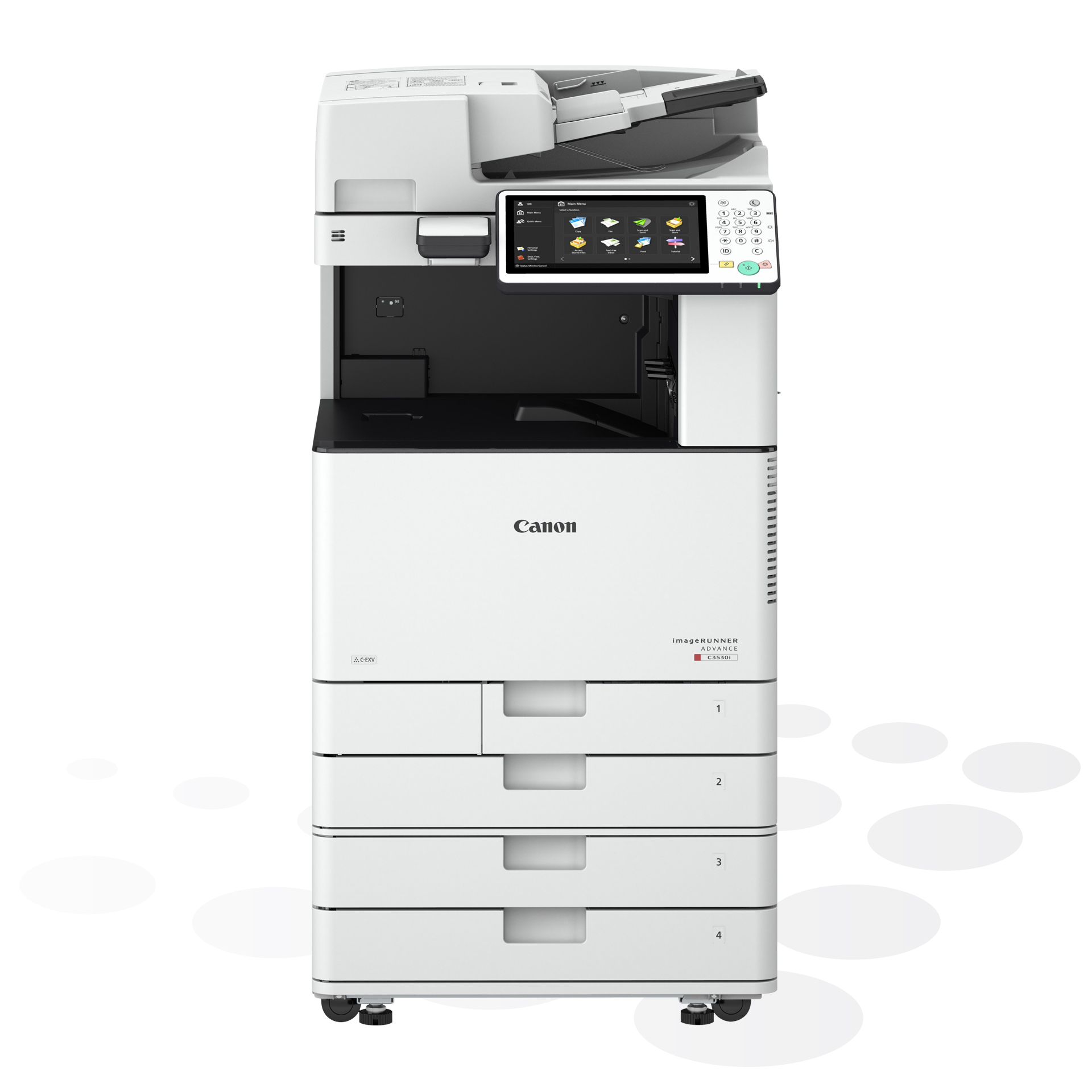 Canon imageRUNNER ADVANCE C3500 Serie Frontansicht