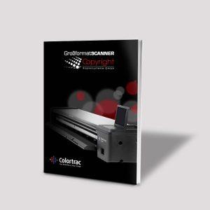 Katalog Großformatscanner Colortrac