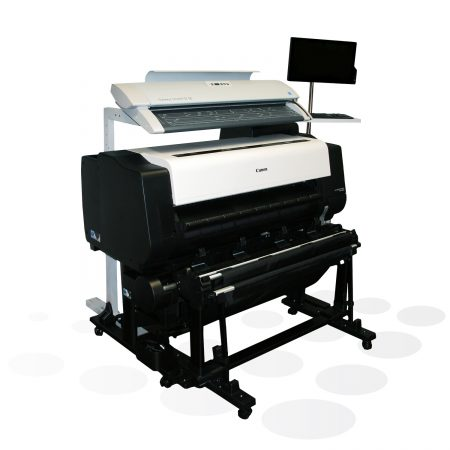 TX-3000 mit SCanner Sc 36 C MFP All in One