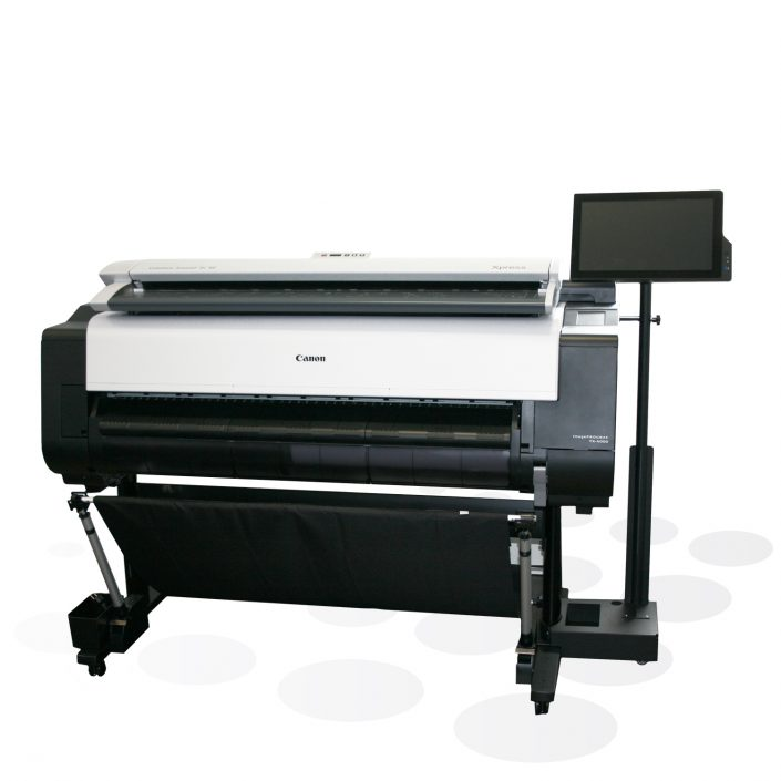 TX-4000 Sc 42 C Colortrac Canon