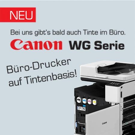 Canon WG-Serie